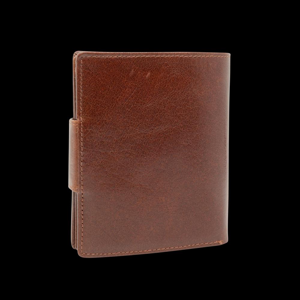 Portemonnaie hoch mit Lasche