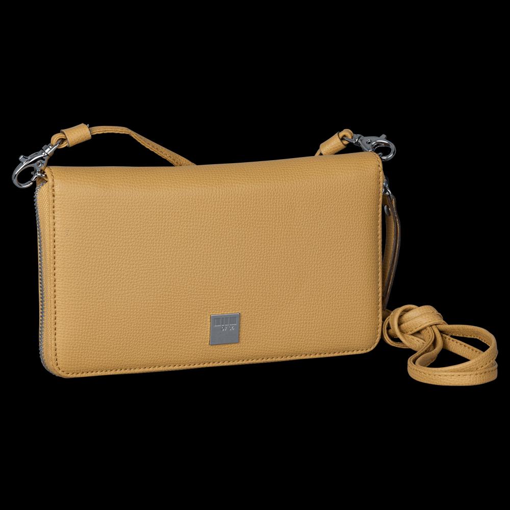 Portemonnaie mit Smartphone-Fach