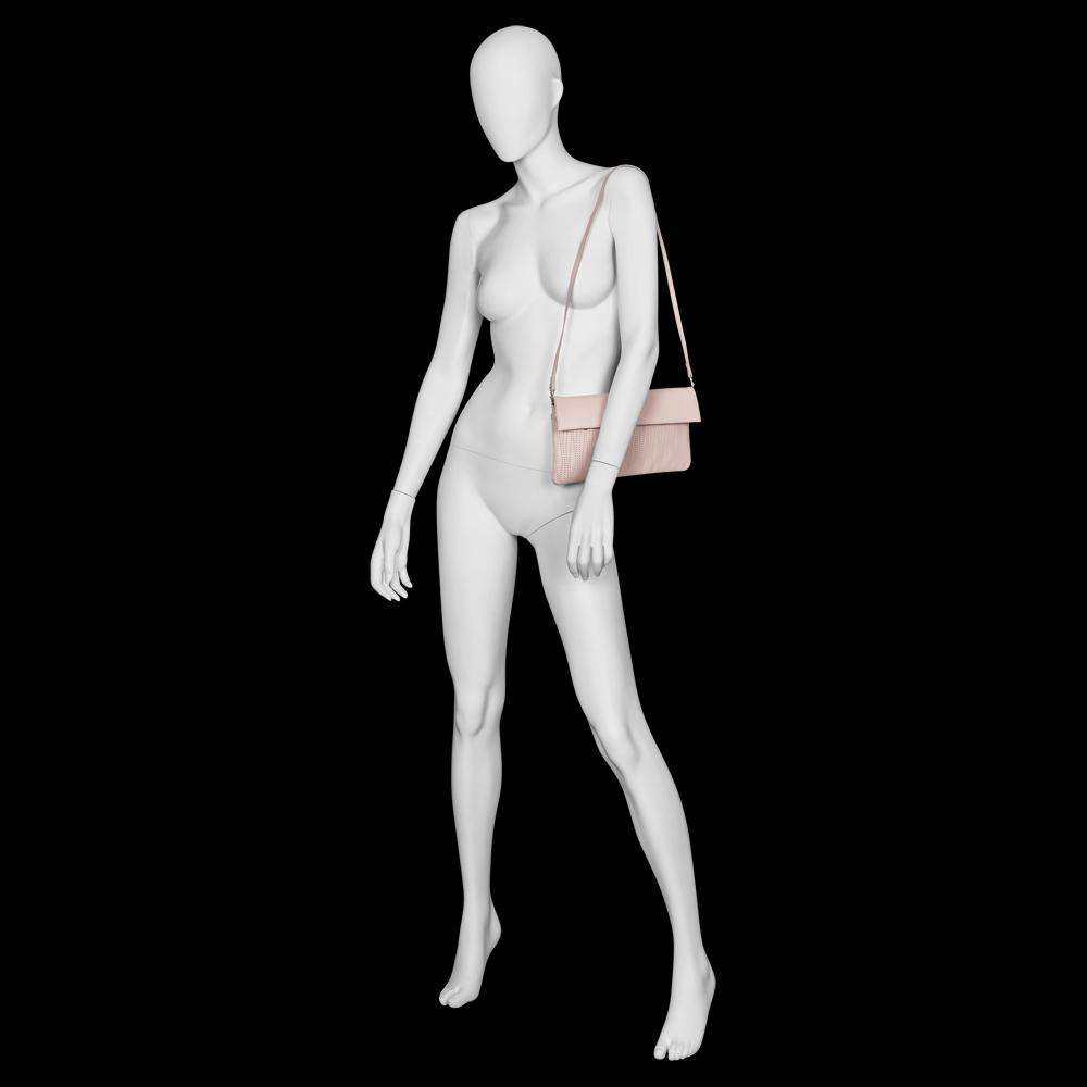 Clutch mit Schulterriemen