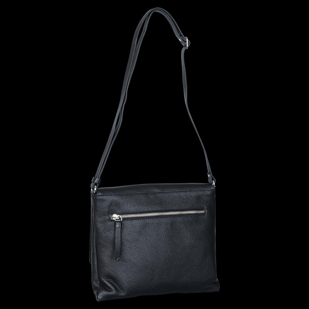 Überschlagtasche flach